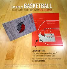 trail blazers ticket gift cards the official site of the