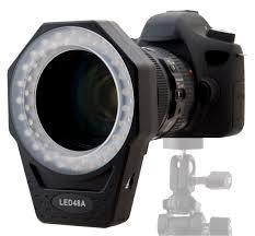ring light for video camera glanz macro led ring light digital camera warehouse