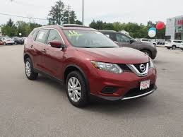 nissan rogue price 2016 used 2016 nissan rogue for sale in nh p3658 concord nissan