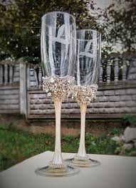 personalized wedding serving sets 62 best wedding decorations images on wedding glasses