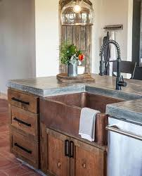 Sink Designs Kitchen Best 25 Copper Sinks Ideas On Pinterest Country Kitchen Sink