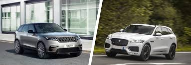 land rover velar for sale range rover velar vs jaguar f pace suv comparison carwow
