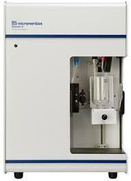 particle size micromeritics