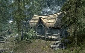 granny shack granny weatherwax cottage update at skyrim nexus mods and community