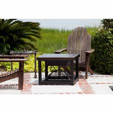 patio furniture with gas fire pit tags magnificent coffee table