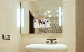 Mirror Tv Bathroom Clearview Innovations Tv Mirrors Illuminated Mirrors