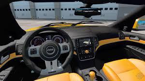 srt8 jeep modified grand cherokee srt8 v1 2 for american truck simulator
