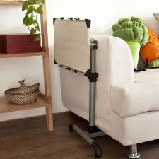 Sofa Bamboo Furniture Sofa Elegant Laptop Sofa Table Design Adjustable Laptop Table