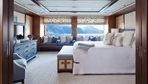 Yacht Bedroom by Baton Rouge Superyacht Luxury Motor Yacht For Charter With Burgess