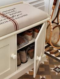 Hallway Shoe Cabinet by Double Storage Bench Home Sweet Home Pinterest Storage