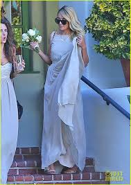 lauren conrad walks down the aisle as a bridesmaid in friend u0027s