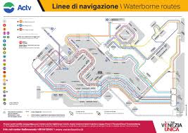 Map Of Venice If You Arrive At The Tronchetto Parking Terminal Veneziaunica