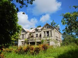 plantation houses slave pens grenada s history hermitage estate great house