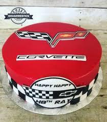 corvette birthday corvette grooms cake 60th ideas photos corvettes