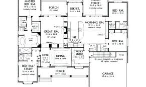 4 bedroom 1 story house plans four story house plans spectacular 4 bedroom single floor house