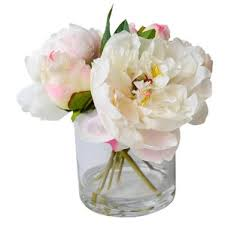 Faux Peonies Peony Artificial Flowers You U0027ll Love Wayfair