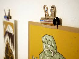 poster clips hanging posters i m really loving these bulldog clips and seem to