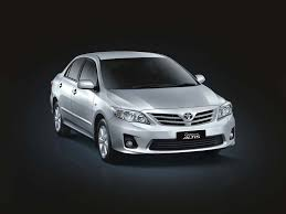 toyota corolla altis facelift enters the market