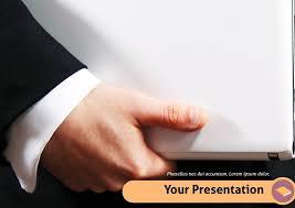 free business plan keynote template