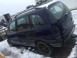 opel zafira 2003 naudotos automobiliu dalys naudotos dalys