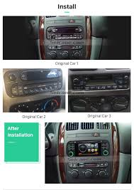 2002 2003 2004 2007 dodge dakota durango intrepid lcd touch screen