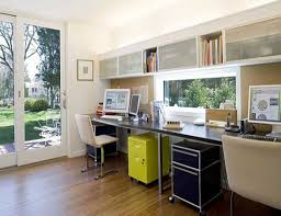 small home office design ideas using basement for small home