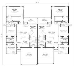 Multi Unit House Plans 20 Best Plans Images On Pinterest Duplex House Plans Floor