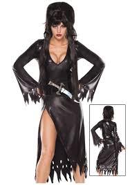 Rumpelstiltskin Halloween Costume Elvira Mistress Dark Costume Literal