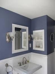 cool blue spa like bathroom 12 photos best 25 blue bathroom paint