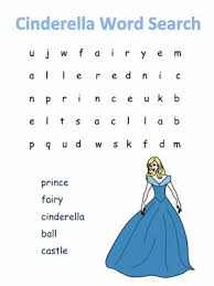 children u0027s story fairy tale word puzzles