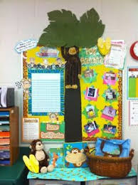 Monkey Classroom Decorations 108 Best Zebra And Jungle Classroom Theme Images On Pinterest