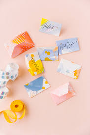 how to make envelopes how to make painted diy envelopes from scratch paper stitch