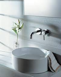 In Wall Bathroom Faucets Artos F501 8 1 Opera In Wall Lav Faucet Single Handle
