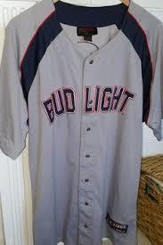bud light baseball jersey boston red sox shirt boston red sox red sox shirt vintage red sox