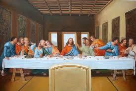 the last supper 15 by leonardo da vinci
