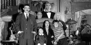addams family halloween decorations the addams family u0027 set as you u0027ve never seen it before huffpost
