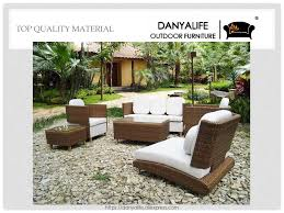 Online Buy Wholesale Wicker Outdoor Furniture From China Wicker - Rattan outdoor sofas
