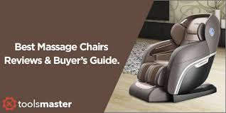 best massage chair reviews 2018 most comprehensive guide