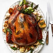 secrets to a perfectly seasoned turkey