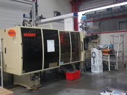husky gl 225 rs 50 42 injection moulding machine exapro