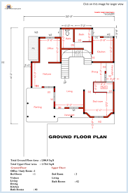 home design engineer 3 bedroom home plan and elevation house design plans