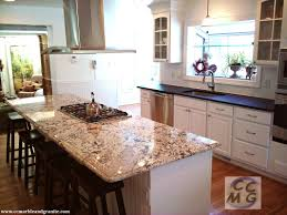 granite island kitchen granite and marble kitchen countertop chester springs king of