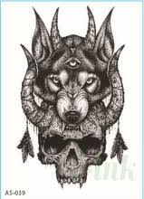 buy wolf skull and get free shipping on aliexpress com