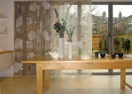 Curtain For Sliding Glass Doors Sliding Glass Door Window Treatments In Favorite Choice