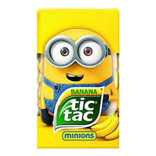 where to buy minion tic tacs minion tic tacs uk limited edition banana flavour pricepirates