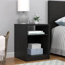Mainstays Black Student Desk by Ameriwood Furniture Mainstays Nightstand True Black Oak