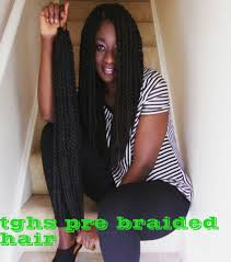 braided extensions pre braided extensions 54artistry