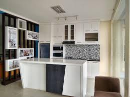 kitchen set minimalis modern mozaik