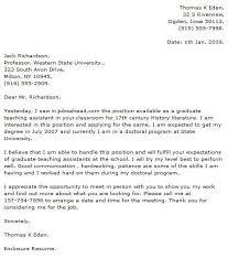 graduate assistant cover letter free graduate assistant cover
