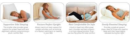 bed wedge pillow multipurpose flip 10 in 1 fiber filled bed wedge pillow